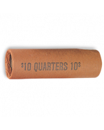 Quarter Shotgun Tubular Coin Wrappers