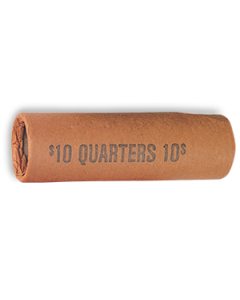 Quarter Shotgun Tubular Coin Wrappers