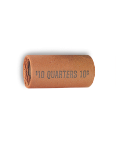 Quarters Half-size Shotgun Tubular Coin Wrappers