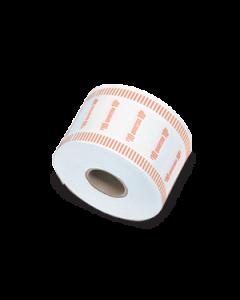 Quarters Auto Paper Roll - 500' standard size