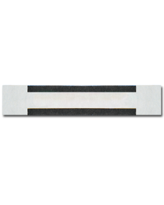 Black Color Bar Design Straps with no Denomination