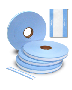 $1 Denomination Strapper Paper - 30mm
