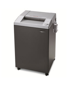 "Crosscut Office Shredder with Auto-oiler - shreds paper to 3/16"" x 1-1/2"""
