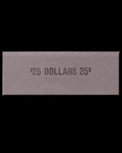 $1 SBA Flat Tubular Coin Wrappers