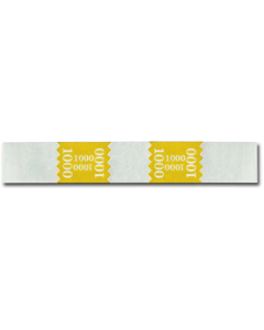 $1,000 Saw Tooth Band- Bleached