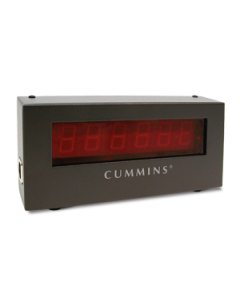 6-digit Remote Display
