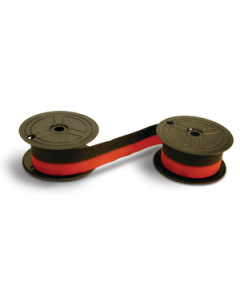 Bi-Color Printer Ribbon - Black/Red