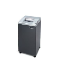 Strip-Cut Office Shredder - shreds paper to 3/16""