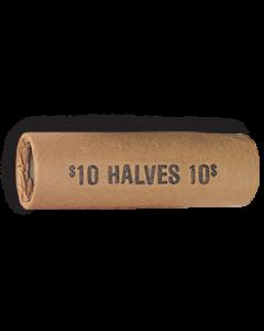 Half Dollars Shotgun Tubular Coin Wrappers