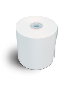 """One-Ply Receipt Paper - 2-3/4"""" wide"""