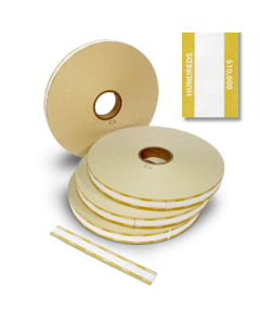 $100 Denomination Strapper Paper - 30mm