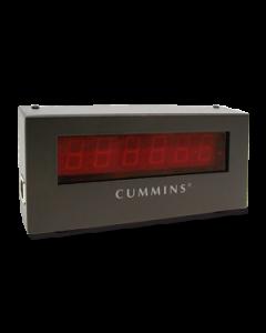 6-digit Remote Display